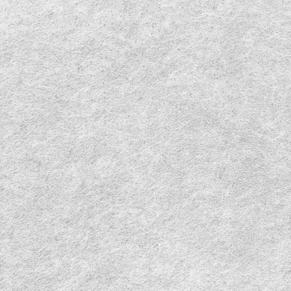 toptile white 2 ft. x 2 ft. polyester ceiling tile (case of 10