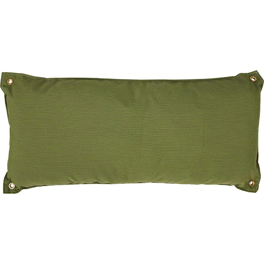 Pawleys Island Spectrum Cilantro Green Large Hammock Pillow by Pawleys Island