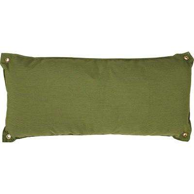Spectrum Cilantro Green Large Hammock Pillow