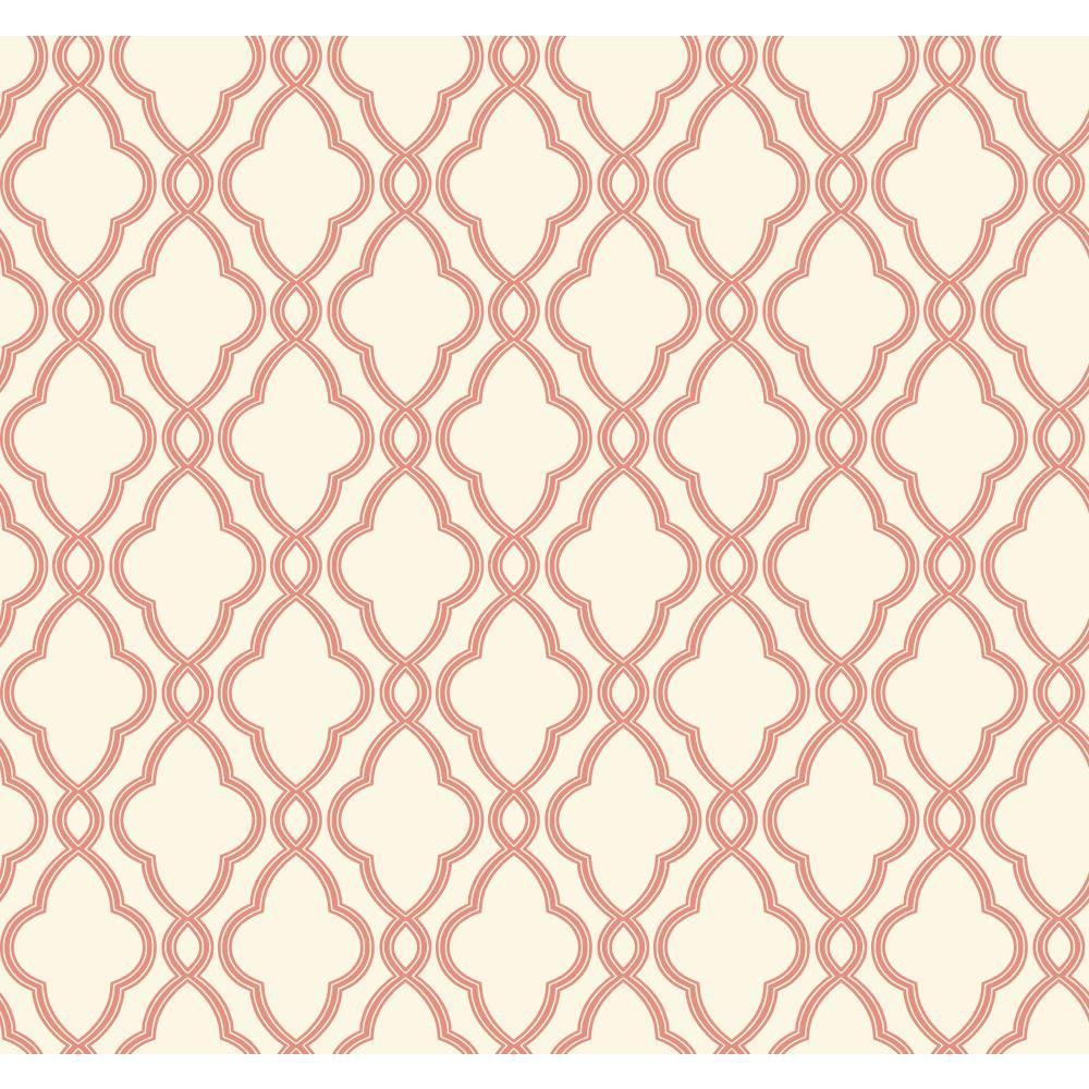Waverly Classics Hampton Trellis Wallpaper