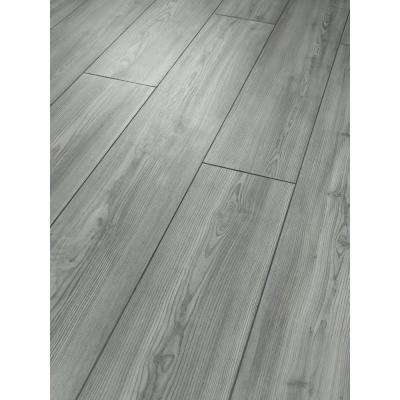 Sydney Fog 7 in. x 48 in. Resilient Vinyl Plank Flooring (18.91 sq. ft. / case)