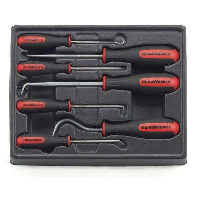 Hook and Pick Set (7-Piece)