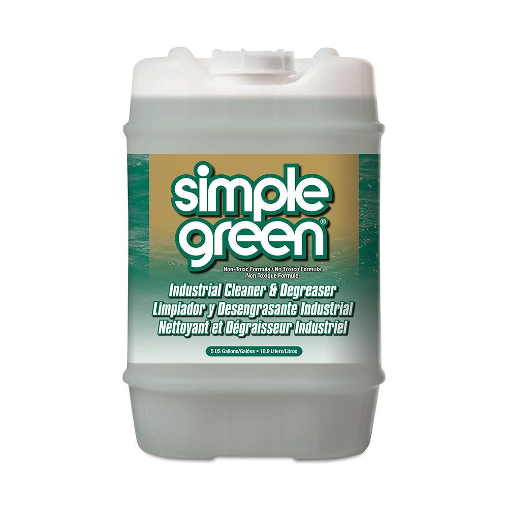 Simple Green 5 Gal. Sassafras Cleaner and Degreaser