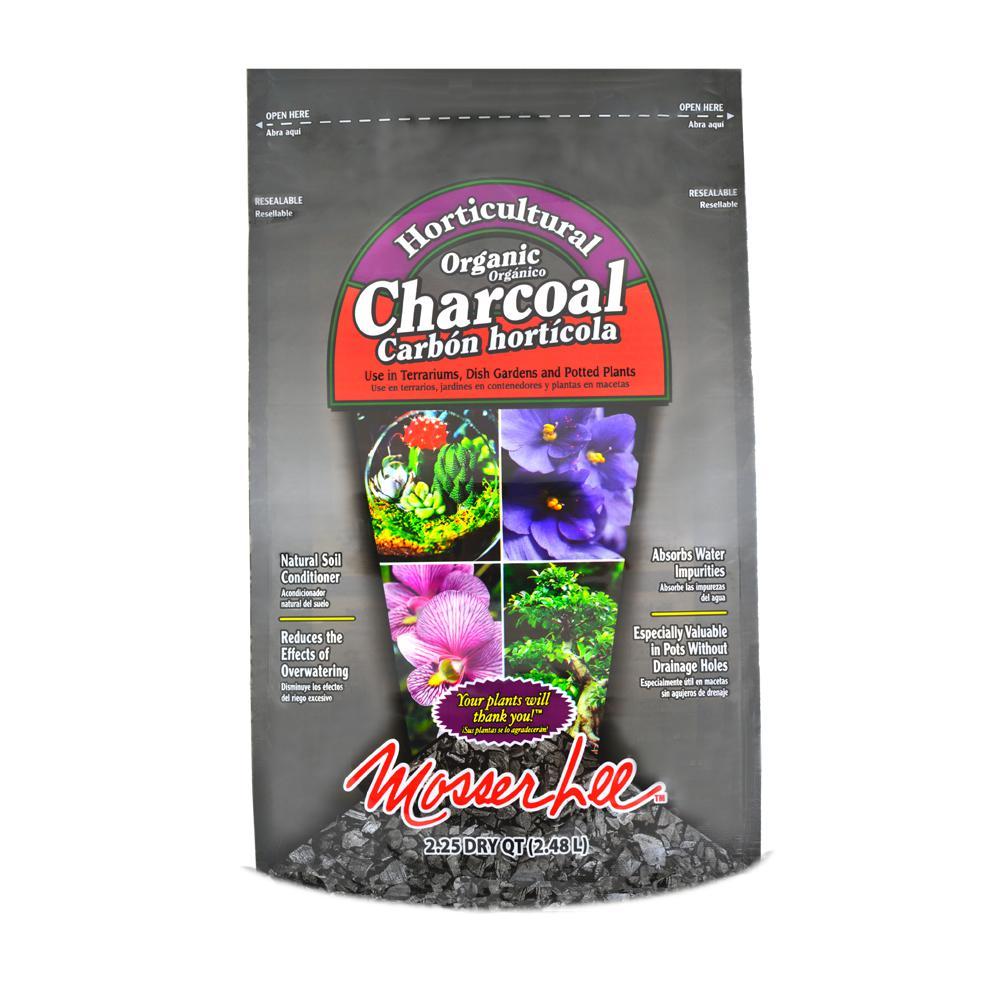 Mosser Lee 2.25 Qt. Dry Horticultural Organic Charcoal