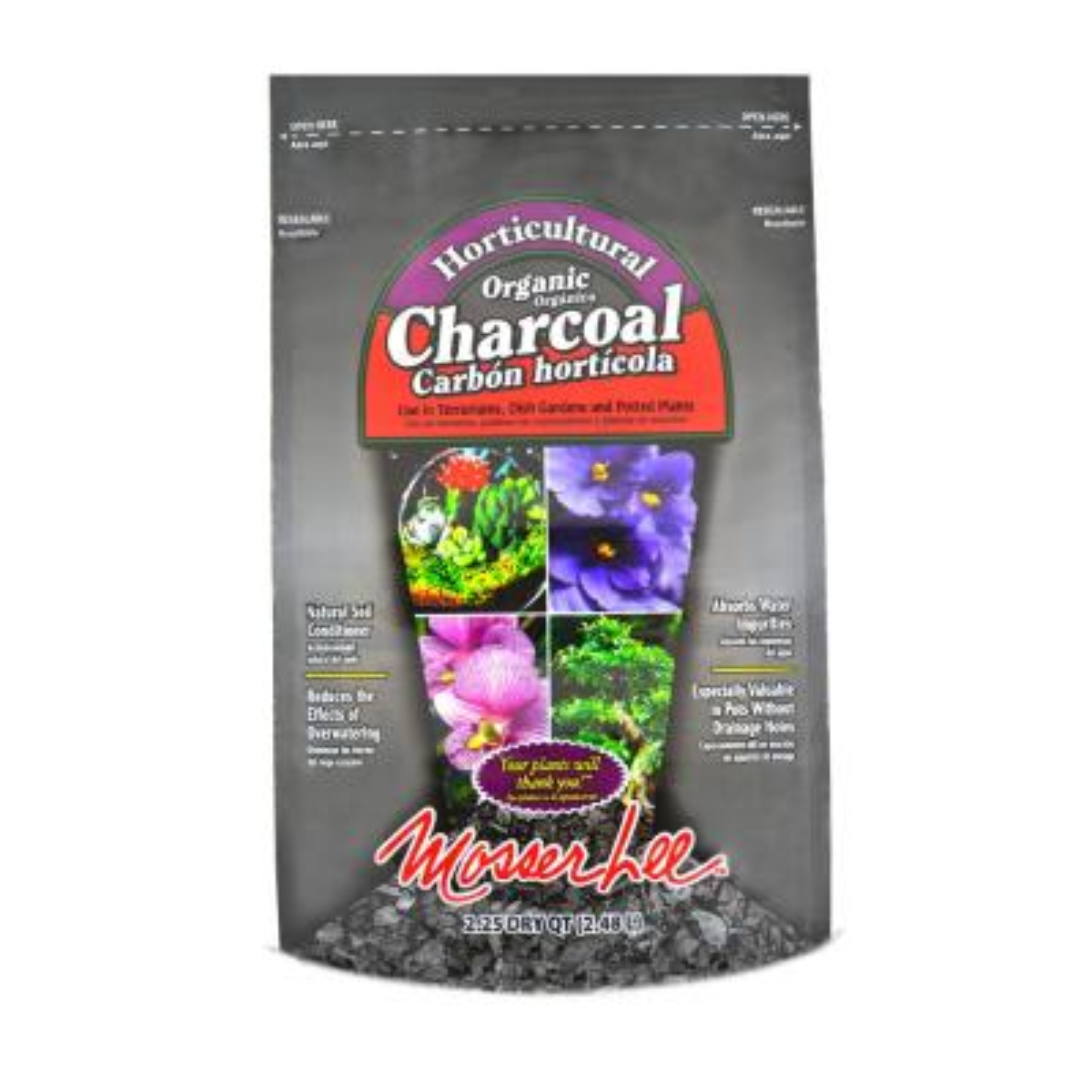 2.25 Qt. Dry Horticultural Organic Charcoal