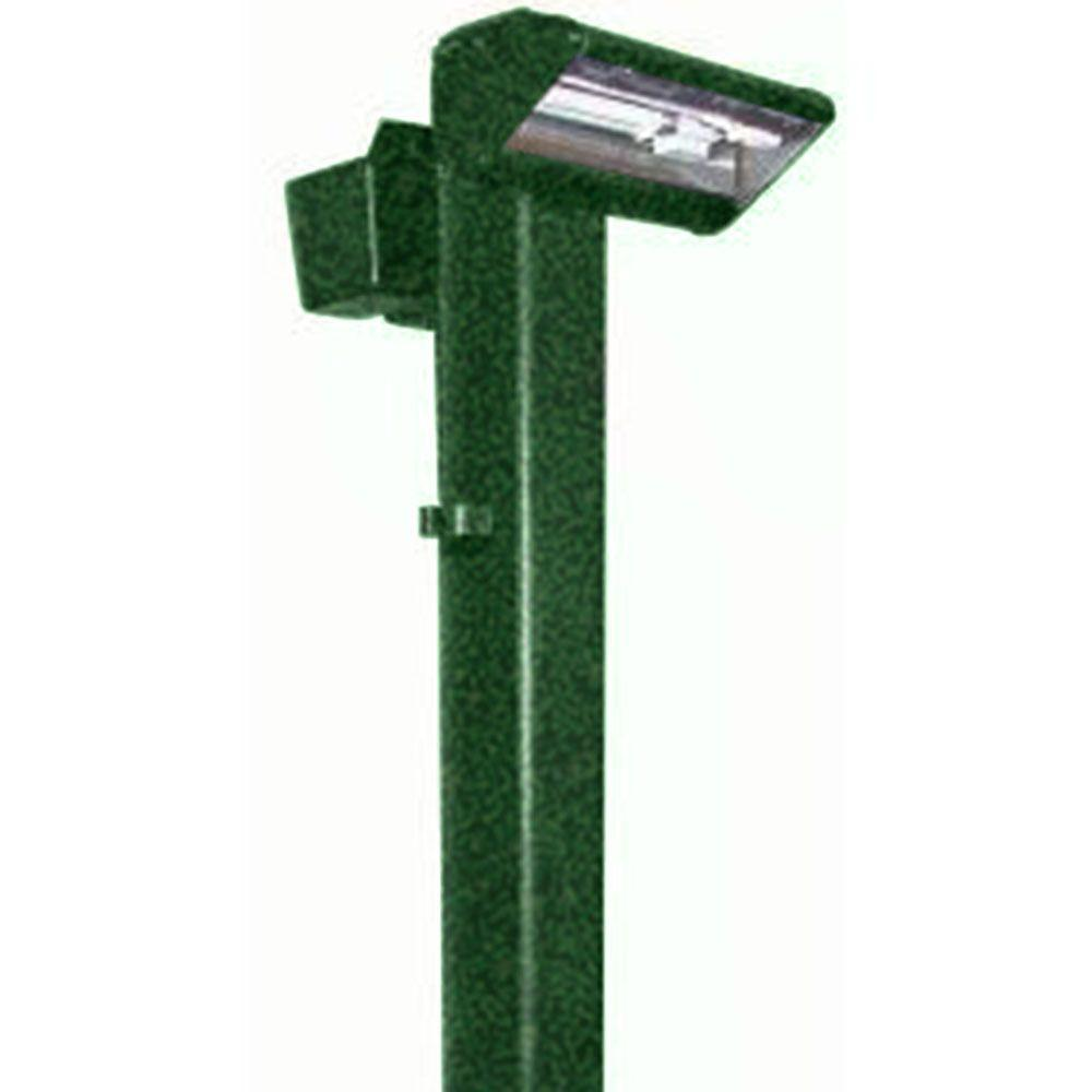 Filament Design Centennial Antique Verde Putting Outdoor LED Green Light