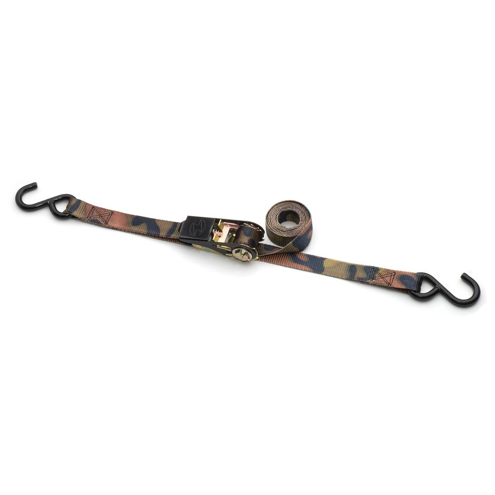 1 in. Camo Ratchet Tie Down