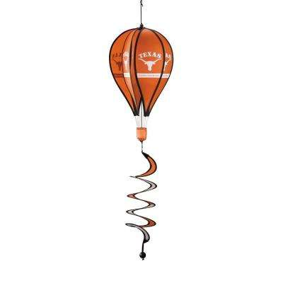 NCAA Texas Longhorns Hot Air Balloon Spinner