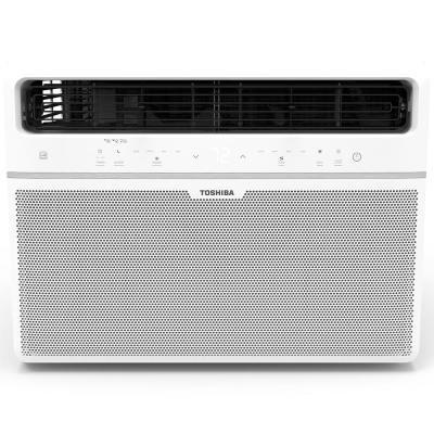 15,000 BTU 115-Volt Touch Control Window Air Conditioner with Remote and ENERGY STAR in White