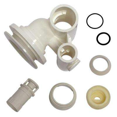 Nozzle Assembly, White