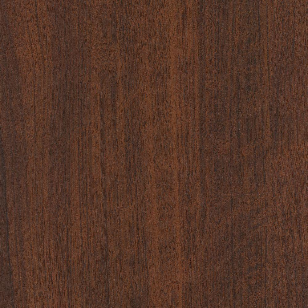 Wilsonart 3 in x 5 in laminate sheet in hampton walnut with premium finegrain finish mc for Laminate sheet flooring