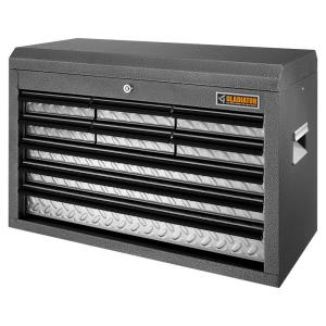 Click here to buy Gladiator Classic Series 26 inch W 9-Drawer Top Tool Chest by Gladiator.