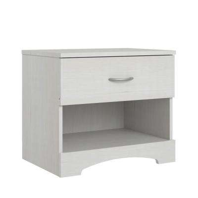 Richmond Vintage White Nightstand