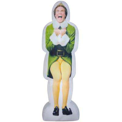 6 ft. Photorealistic The ELF Air Blown Buddy