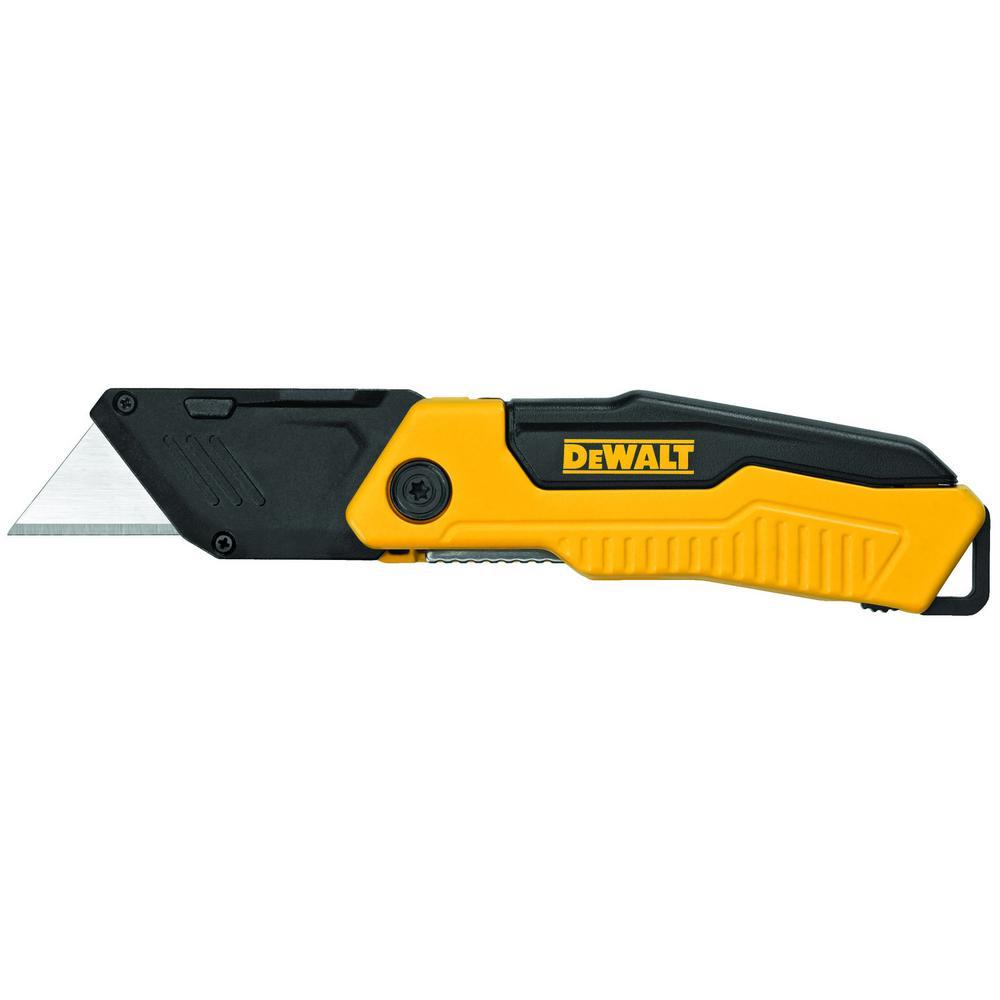 Dewalt Folding Lockback Utility Knife