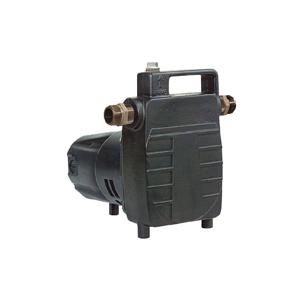 Little Giant Upsp Series .5 HP Non-Submersible Self-Primi...