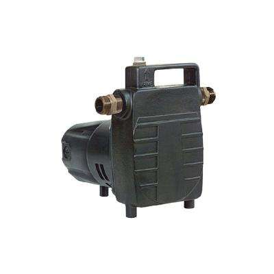 UPSP Series .5 HP Non-Submersible Self-Priming Transfer Pump