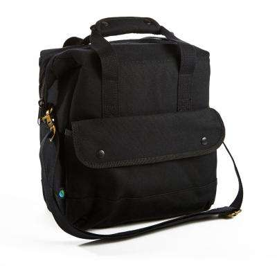 Douglas Black Insulated Lunch Bag