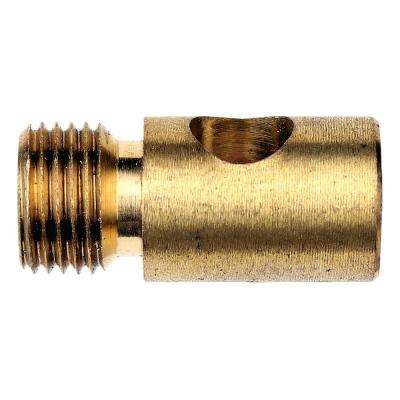 Lazer Safety Air Gun Brass Nozzle