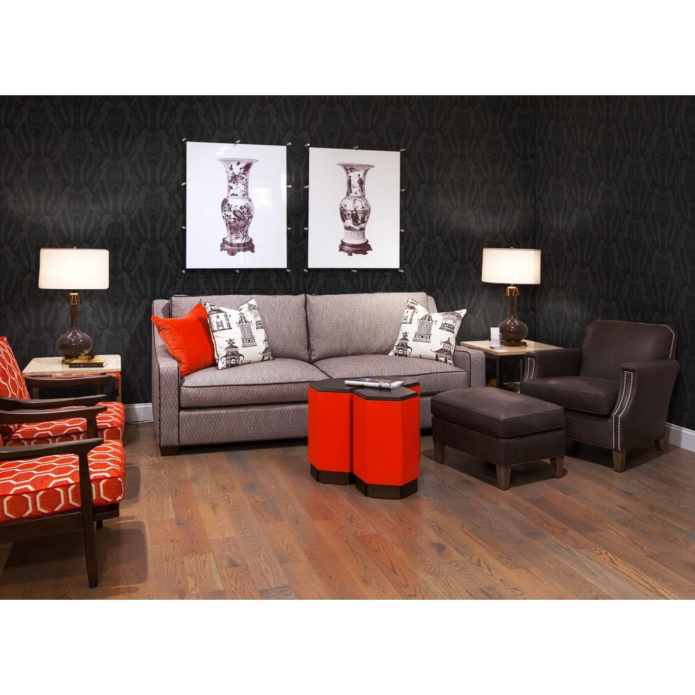 Debut Collection Bull Smoke in Black Premium Matte Wallpaper