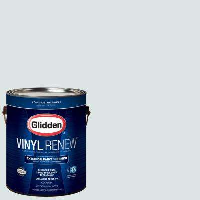 1 gal. #HDGB30D Shimmering Sky Low-Lustre Exterior Paint with Primer