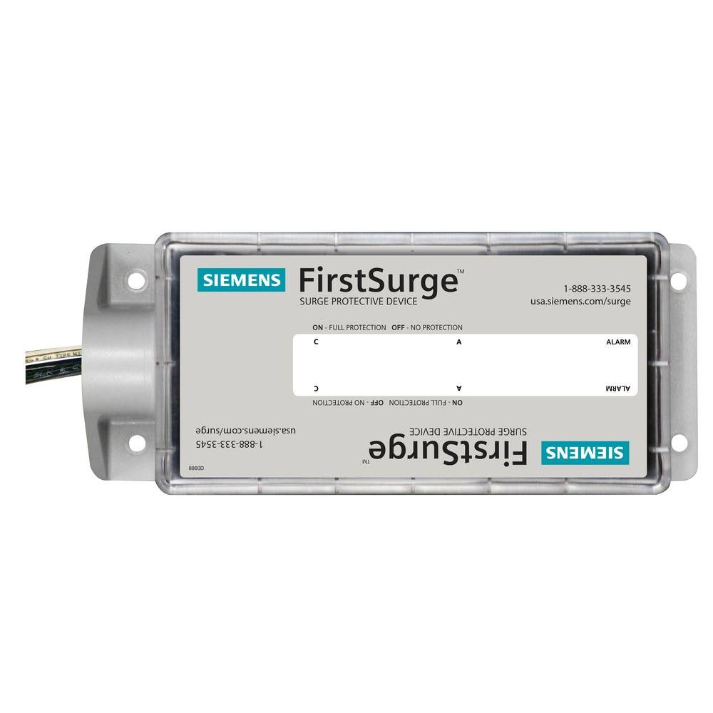 Siemens FirstSurge Power 60kA Whole House Surge Protection Device