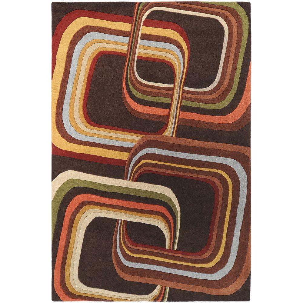 Michael Brown 8 ft. x 11 ft. Area Rug
