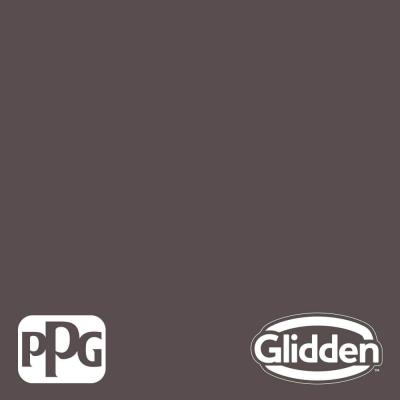 PPG Diamond 1-gal. Bark PPG1007-7 Flat Interior Paint with Primer, Brown