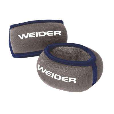 4 lb. Pair Wrist Weights