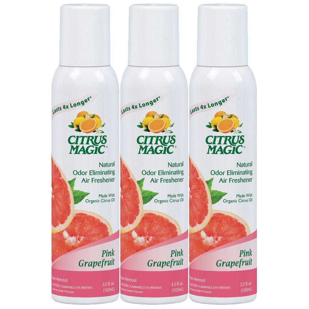3.5 oz. Tropical Grapefruit All Natural Odor