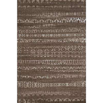 Weathered Treasures Classic Taupe 1 ft. 10 in. x 3 ft. Accent Rug