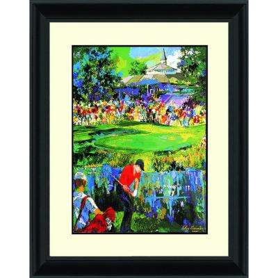27.in x 33.in''PGA 99'' By PTM Images Framed Printed Wall Art