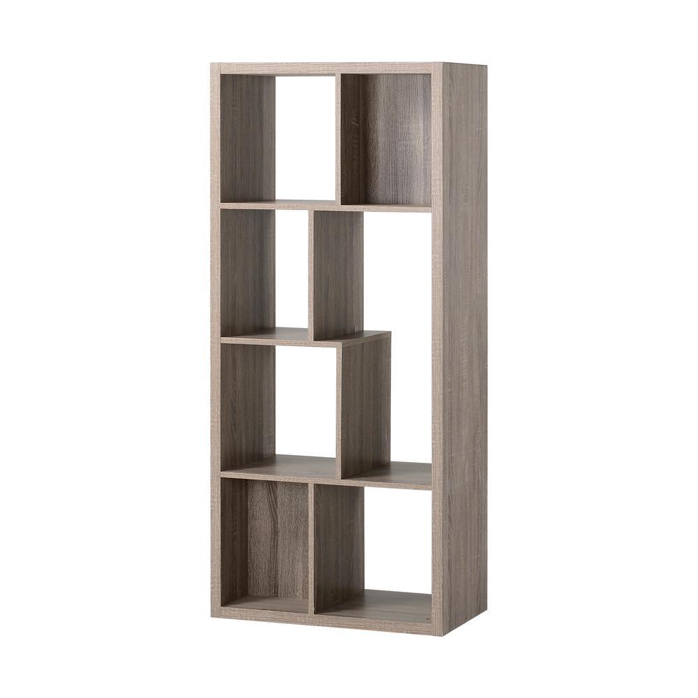 Reclaimed Wood Media Storage