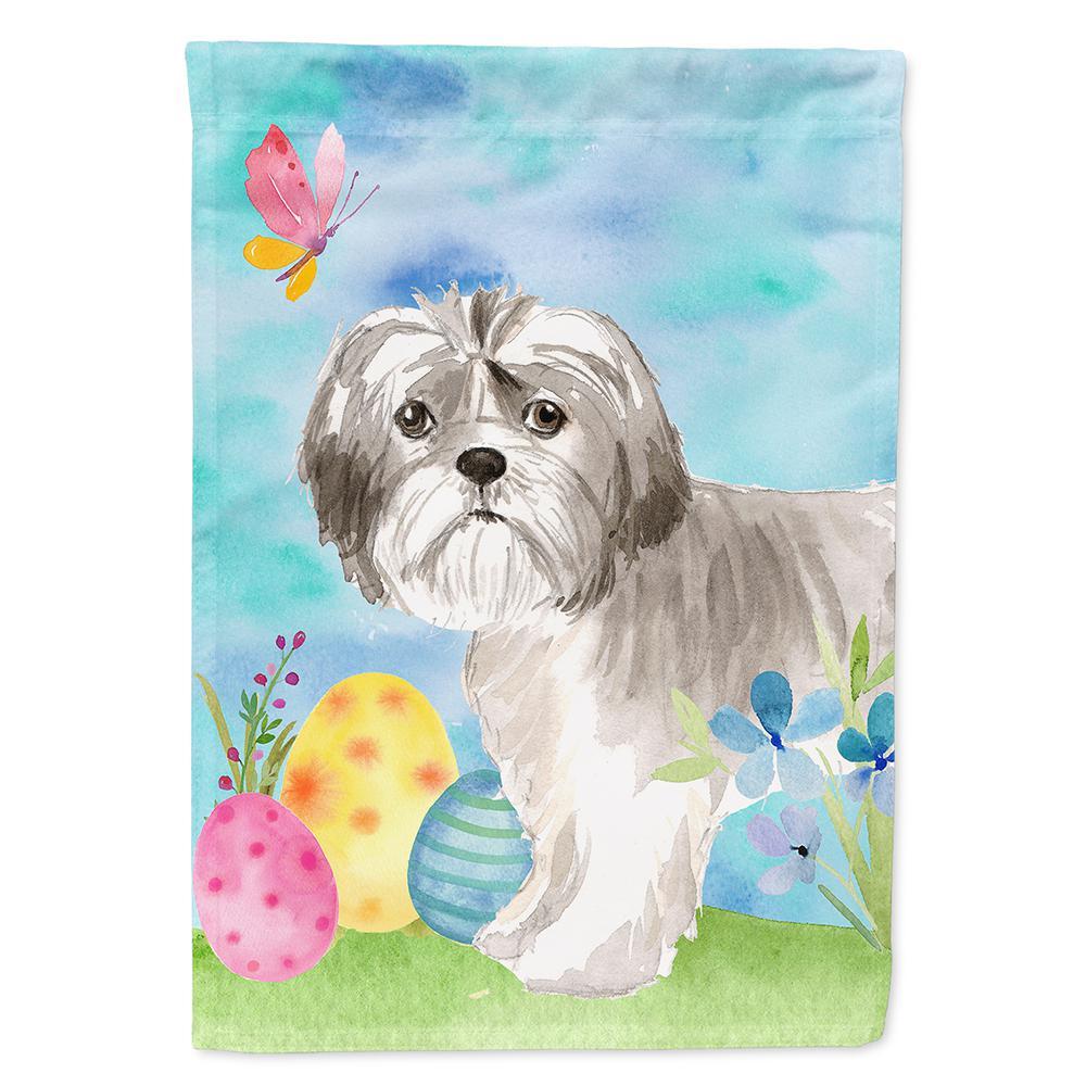 Caroline's Treasures 11 in. x 15-1/2 in. Polyester Easter...