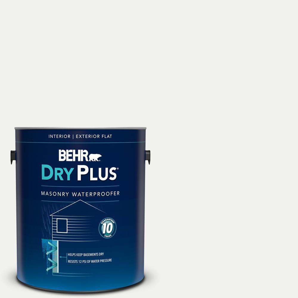 BEHR 1 gal. White Dry Plus Masonry Waterproofer