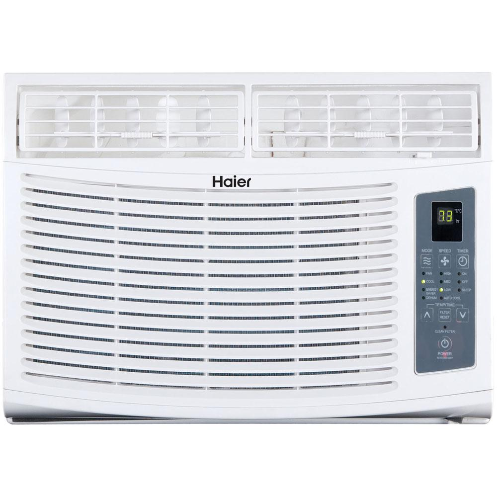 Haier Portable electronic air conditioner 7000 Btu Manual