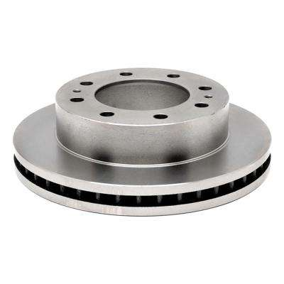 Non-Coated Disc Brake Rotor - Front