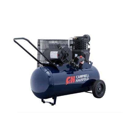 5.5 CFM 2 HP 120/240-Volt 1 PH (VX4011) 15 Gal. Horizontal Portable Electric Single-Stage Air Compressor