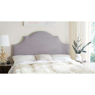 Hallmark Arctic Gray Full Headboard