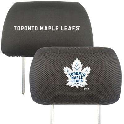 NHL - Toronto Maple Leafs Embroidered Head Rest Covers (2-Pack)