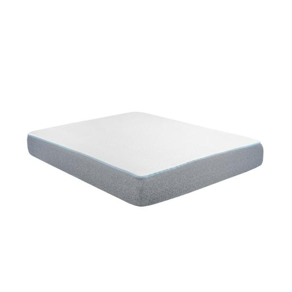 PRIMO INTERNATIONAL Divine Sleep Dream 10 in. California King Gel Foam Mattress
