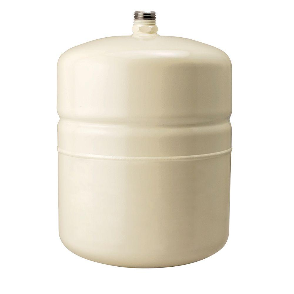 null 8.5 in. W x 11.5 in. D x 8.5 in. H Pre-Pressurized Steel Water Expansion Tank