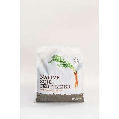 4 lbs  Natural Dry Fertilizer and Soil Conditioner