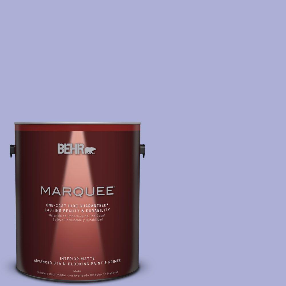 #MQ4-30 Lavender Wash Paint