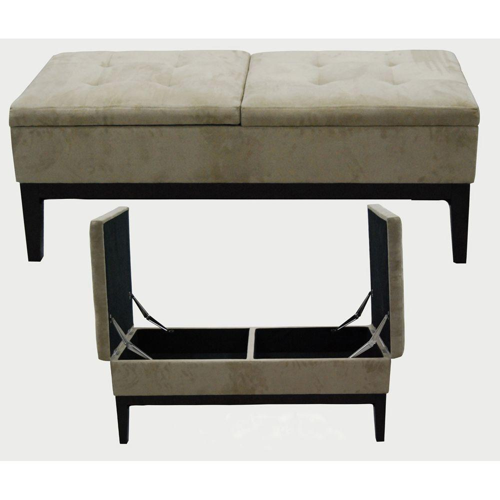ORE International HB White  Bench