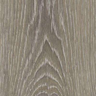 Antique Brushed Oak 6 in. x 48 in. Resilient Luxury Vinyl Plank Flooring (19.39 sq. ft. / case)