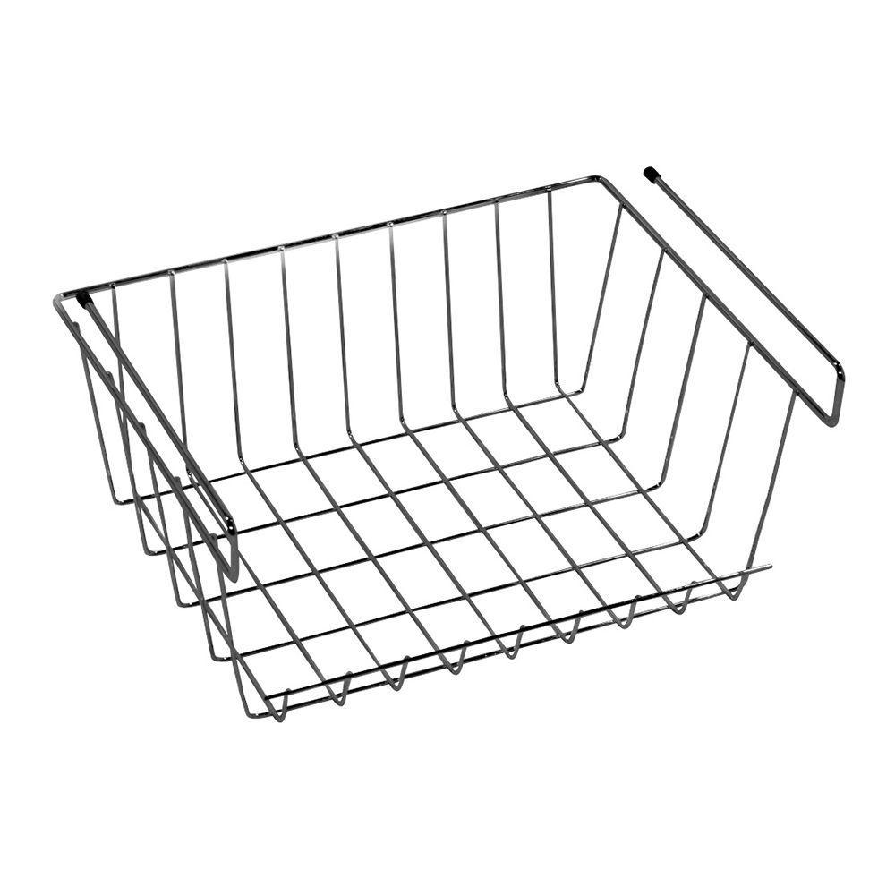 More Inside Small Under Shelf Wire Basket
