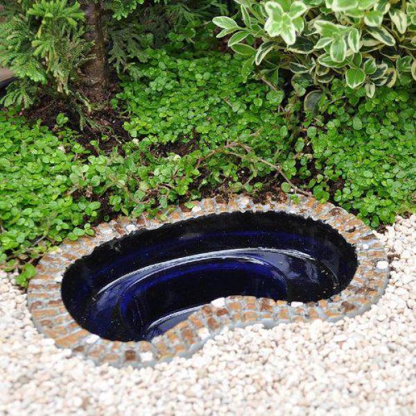MiniGardenn Fairy Garden Miniature Garden Pond