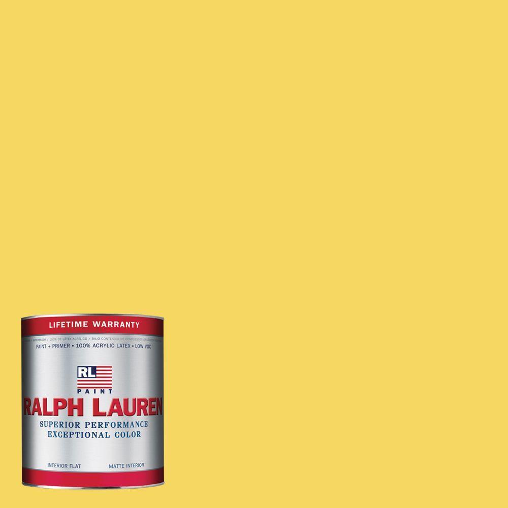 Ralph Lauren 1-qt. Highest Bid Flat Interior Paint