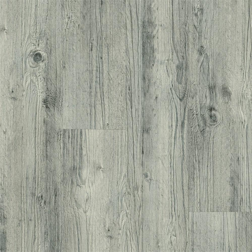 Armstrong American Home Grey 6 In X 36 In Glue Down Vinyl Plank